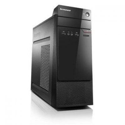 Настольный ПК Lenovo S200 MT (10HR001TRU) (10HR001TRU)Настольные ПК Lenovo<br>ПК Lenovo S200 MT Cel J3060 (1.6)/4Gb/500Gb 7.2k/HDG/Windows 10 Home Single Language 64/GbitEth/65W/клавиатура/мышь/черный<br>
