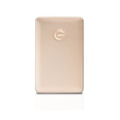 Внешний жесткий диск G-Technology 0G04843 1000Gb золотистый (0G04843)Внешние жесткие диски G-Technology<br>Жесткий диск WD USB-C 1000Gb 0G04843 G-Tech G-Drive Mobile 3.0 золотистый<br>