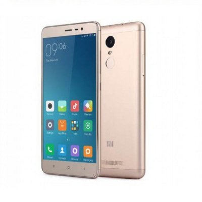 Смартфон Xiaomi Redmi Note 4 32Gb золотистый (REDMINOTE4GD32GB)