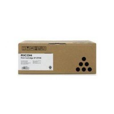 Тонер-картридж для лазерных аппаратов Ricoh SP 277HE для SP277NwX/SP277SNwX/SP277SFNwX. Чёрный. 2600 страниц. (408160)