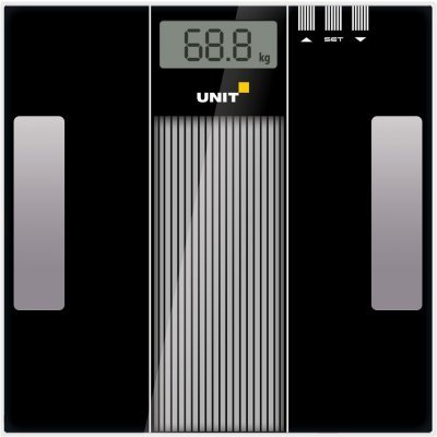 Весы Unit UBS-2210 черный (CE-0462776) какой фирмы напольные весы лучше купить