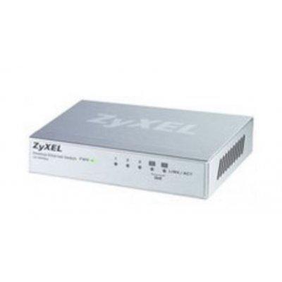 Коммутатор ZYXEL ES-105A_V2 (ES-105A_V2)Коммутаторы ZYXEL<br>Коммутатор ZyXEL ES-105A_V2 Пятипортовый коммутатор Fast Ethernet с двумя приоритетными портами<br>