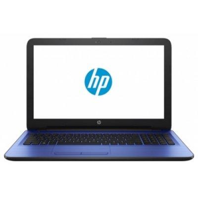 Ноутбук HP 15-ba599ur (1BW57EA) (1BW57EA)Ноутбуки HP<br>HP 15 A8-7410 6Gb 1Tb AMD Radeon R5 M430 2Gb 15,6 FHD BT Cam 2620мАч Win10 Синий 15-ba599ur 1BW57EA<br>