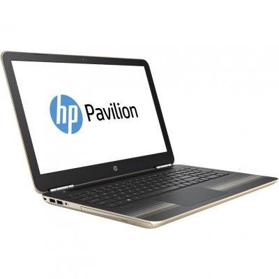 Ноутбук HP 15-aw035ur (1BX47EA) (1BX47EA)Ноутбуки HP<br>HP Pavilion 15 A9-9410 6Gb 1Tb + SSD 8Gb AMD Radeon R7 M440 2Gb 15,6 FHD IPS DVD(DL) BT Cam 2800мАч Win10 Золотистый 15-aw035ur 1BX47EA<br>