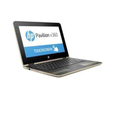 Ультрабук-трансформер HP 11-u014ur (1HF62EA) (1HF62EA)Ультрабуки-трансформеры HP<br>Ноутбук HP Pavilion x360 11-u014ur  Pentium N3710 (1.6)/4Gb/500Gb/11.6 HD AG IPS touch/Int<br>