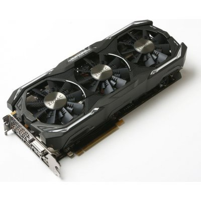 Видеокарта ПК ZOTAC GTX 1070 AMP! Extreme (ZT-P10700B-10P) (ZT-P10700B-10P)