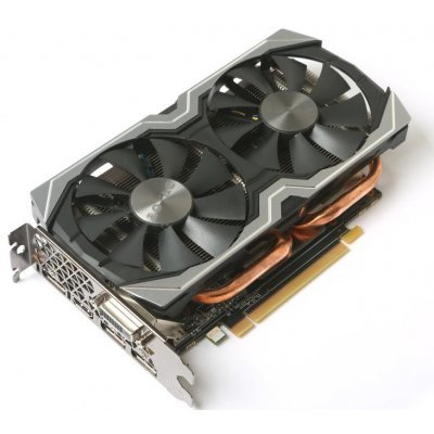 Видеокарта ПК ZOTAC GeForce GTX 1060 AMP! Edition (ZT-P10600B-10M) (ZT-P10600B-10M)Видеокарты ПК ZOTAC<br>Видеокарта 6Gb &amp;lt;PCI-E&amp;gt; Zotac GeForce GTX 1060 AMP! Edition (ZT-P10600B-10M) &amp;lt;GTX1060, GDDR5, 192bit,<br>