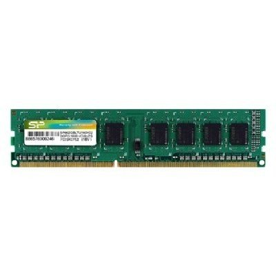 Модуль оперативной памяти ПК Silicon Power SP002GBLTU160V02 2GB DDR3 (SP002GBLTU160V02)Модули оперативной памяти ПК Silicon Power <br>Модуль памяти 2GB PC12800 DDR3 SP002GBLTU160V02 SILICON POWER<br>