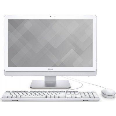 Моноблок Dell Inspiron 3264 (3264-7973) (3264-7973)Моноблоки Dell<br>Моноблок Dell Inspiron 3264 21.5 Full HD i3 7100U (2.4)/4Gb/1Tb 5.4k/HDG620/DVDRW/Windows 10 Professional Single Language 64/Eth/WiFi/BT/клавиатура/мышь/Cam/белый 1920x1080<br>