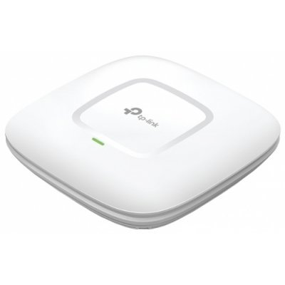 Wi-Fi точка доступа TP-link EAP245 (EAP245)Wi-Fi точки доступа TP-link<br>Wi-Fi-точка доступа<br>стандарт Wi-Fi: 802.11a/b/g/n/ac<br>макс. скорость: 1300 Мбит/с<br>скорость портов 1000 Мбит/сек<br>