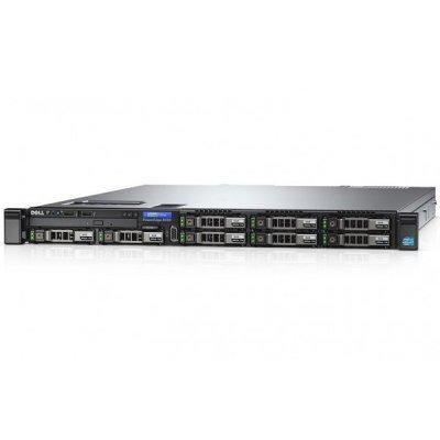Сервер Dell PowerEdge R430 (210-ADLO-136) (210-ADLO-136) сервер dell poweredge t430 x16 2 5 rw h730 id8en 5720 2p 1x750w nbd