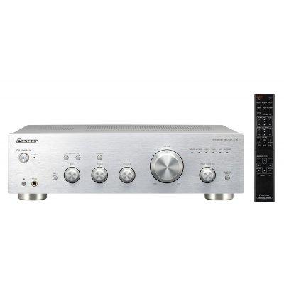 Усилитель аудио Pioneer A-30-S серебристый (A-30-S) микшерный пульт pioneer xdj 1000mk2