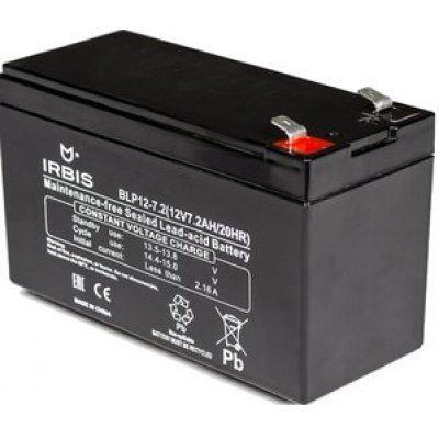 Аккумуляторная батарея для ИБП Irbis BLP12-7.2 (BLP12-7.2), арт: 262108 -  Аккумуляторные батареи для ИБП Irbis