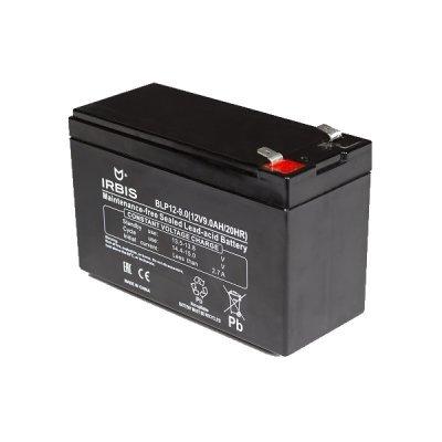 Аккумуляторная батарея для ИБП Irbis BLP12-9.0 (BLP12-9.0), арт: 262109 -  Аккумуляторные батареи для ИБП Irbis