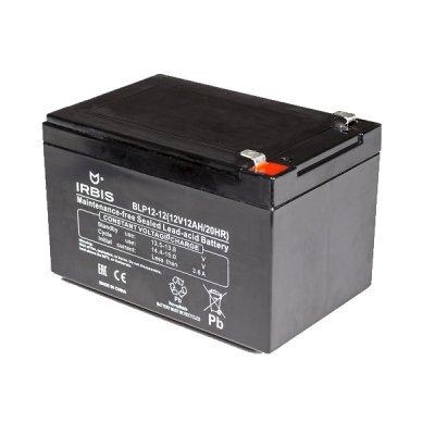 Аккумуляторная батарея для ИБП Irbis BLP12-12 (BLP12-12), арт: 262110 -  Аккумуляторные батареи для ИБП Irbis