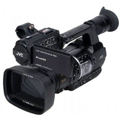 Цифровая видеокамера JVC JY-HM360E (JY-HM360E)