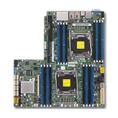 Материнская плата сервера SuperMicro MBD-X10DRW-I-B (MBD-X10DRW-I-B) материнская плата серверная