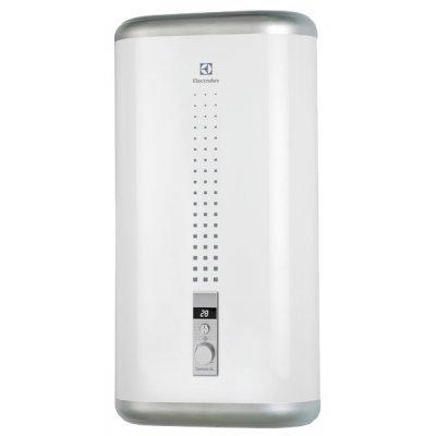 Водонагреватель Electrolux EWH 30 Centurio DL (EWH 30 Centurio DL)Водонагреватели Electrolux<br>накопительный электрический 30 л<br>потребляемая мощность 2 кВт (220 В)<br>механическое управление<br>магниевый анод (1 шт.)<br>вертикальный монтаж на стену с нижней подводкой<br>максимальная температура нагрева воды до 75 С<br>Размеры (ШxВxГ) 433x546x255 мм<br>системы защиты: УЗО, от перегрева, работы без воды, предохр ...<br>