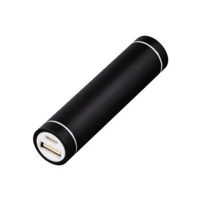 Внешний аккумулятор для портативных устройств Hama Stick Power Pack 2600mAh черный/белый (80214)Внешние аккумуляторы для портативных устройств Hama<br>Мобильный аккумулятор Hama Stick Power Pack Li-Ion 2600mAh 1A черный/белый 1xUSB<br>