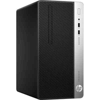 Настольный ПК HP Bundle ProDesk 400 G4 MT (1JJ57EA) (1JJ57EA) hp prodesk 400 l9u34ea