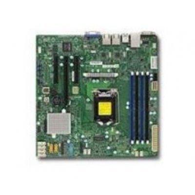 Материнская плата сервера SuperMicro MBD-X11SSL-F-B (MBD-X11SSL-F-B) материнская плата asrock b150m pro4s s1151 b150 matx