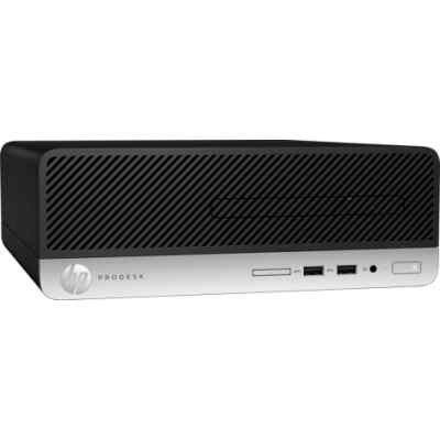 Настольный ПК HP 400 G4 ProDesk SFF (1JJ80EA) (1JJ80EA) ноутбук hp elitebook 820 g4 z2v85ea z2v85ea