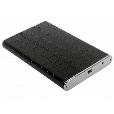 все цены на  Корпус для жесткого диска Orient 2559U3 черный (29679)  онлайн