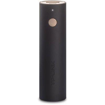 Внешний аккумулятор для портативных устройств TP-link TL-PBG3350 3350mAh черный (TL-PBG3350)Внешние аккумуляторы для портативных устройств TP-link<br>Мобильный аккумулятор TP-Link TL-PBG3350 3350mAh 1.5A черный 1xUSB<br>
