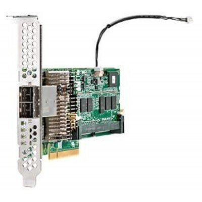 Контроллер Smart Array HP 726825-B21 (726825-B21) 462864 b21 smart array p410 512 bbwc 2 ports int pcie x8 sas controller