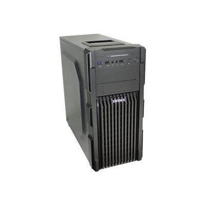 Корпус системного блока Antec GX200 без БП (0-761345-15200-6) antec f19 синий корпус вентилятора