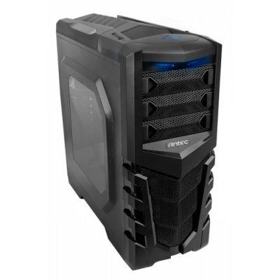 Корпус системного блока Antec GX505 синий без БП (0-761345-15505-2), арт: 262462 -  Корпуса системного блока Antec