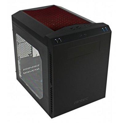 Корпус системного блока Antec P50 window без БП (0-761345-81051-7)Корпуса системного блока Antec<br>Корпус Antec P50 WINDOW , mATX, без БП, с окном, 2x USB 3.0, 2x USB 2.0, 2х контроллера вентиляторов.<br>