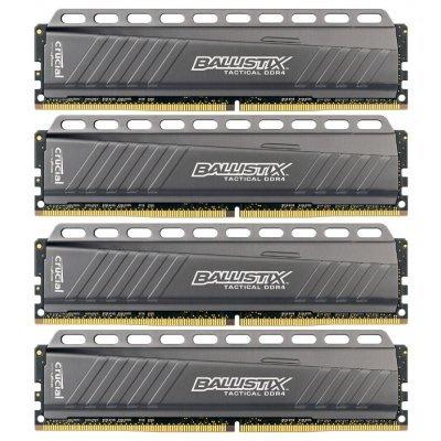 Модуль оперативной памяти ПК Crucial BLT4C8G4D26AFTA 32GB DDR4 (BLT4C8G4D26AFTA)Модули оперативной памяти ПК Crucial<br>Модуль памяти 32GB PC21300 DDR4 KIT4 BLT4C8G4D26AFTA CRUCIAL<br>