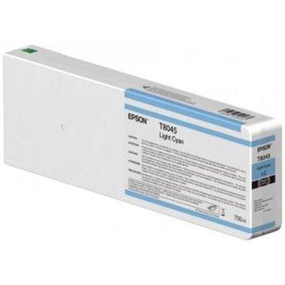 Картридж для струйных аппаратов Epson T8045 светло-голубой повышенной емкости для SC-P6000/P7000/P8000/P9000 (C13T804500)