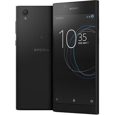 Смартфон Sony Xperia L1 G3312 2/16Gb Black (Черный) (Xperia L1) sony xperia neo l