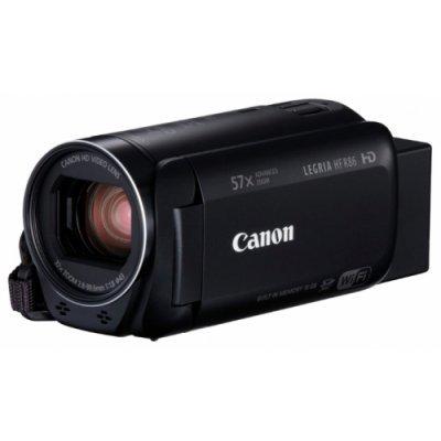 Цифровая видеокамера Canon Legria HF R86 (1959C004) canon legria hf r86 видеокамера черный