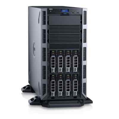 Сервер Dell PowerEdge T330 (210-AFFQ-14) (210-AFFQ-14) сервер dell poweredge t430 x16 2 5 rw h730 id8en 5720 2p 1x750w nbd