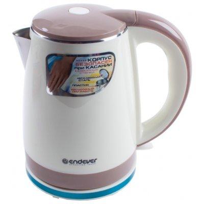 Электрический чайник Endever Skyline KR-239 бежевый (80166) kromax endever skyline kr 208s