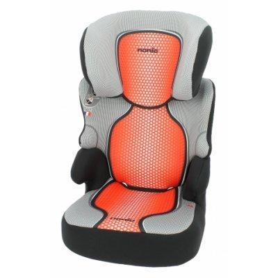 Детское автокресло Nania Befix SP FST (pop red) от 18 до 36 кг (2/3) красный/черный (746607)Детские автокресла Nania<br>Автокресло детское Nania Befix SP FST (pop red) от 18 до 36 кг (2/3) красный/черный<br>