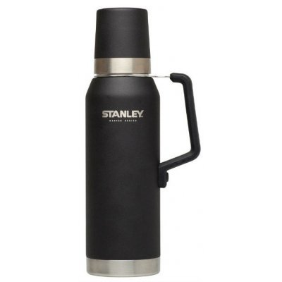 Термос Stanley Master 1.3л. черный (10-02659-002)