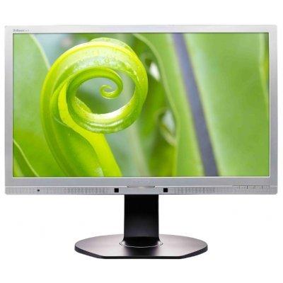 Монитор Philips 23,8 241P6QPJES (241P6QPJES/00)Мониторы Philips<br>ЖК-монитор с диагональю 23.8<br>тип матрицы экрана TFT AH-IPS<br>разрешение 1920x1080 (16:9)<br>яркость 250 кд/м2<br>контрастность 1000:1<br>время отклика 5 мс<br>встроенные динамики<br>USB-хаб<br>