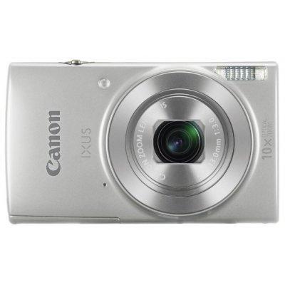 Цифровая фотокамера Canon IXUS 190 серебристый (1797C001) canon ixus 190 blue