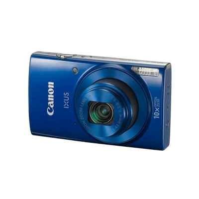 Цифровая фотокамера Canon IXUS 190 синий (1800C001) canon ixus 190 blue