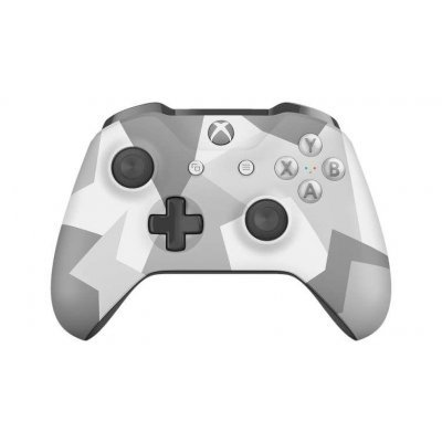Геймпад для игровой приставки Microsoft Xbox One - Winter Forces (WL3-00044)Геймпады для игровых приставок Microsoft<br>Xbox One WLC with 3,5 mm and BT - Winter Forces<br>