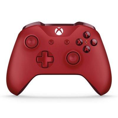 Геймпад для игровой приставки Microsoft Xbox One красный (WL3-00028), арт: 262645 -  Геймпады для игровых приставок Microsoft