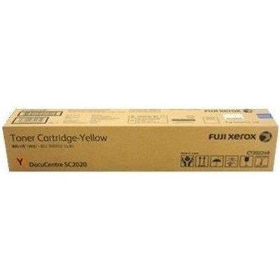 Тонер-картридж для лазерных аппаратов Xerox 006R01696 желтый для DocuCentre SC2020 (006R01696) картридж xerox 006r01693 для docucentre sc2020 черный 9000стр