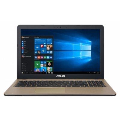 Ноутбук ASUS R540SA-XX587T (90NB0B31-M15980) (90NB0B31-M15980)Ноутбуки ASUS<br>Ноутбук Asus R540SA-XX587T Celeron N3060/2Gb/500Gb/Intel HD Graphics/15.6/HD (1366x768)/Windows 10 64/black/WiFi/BT/Cam<br>