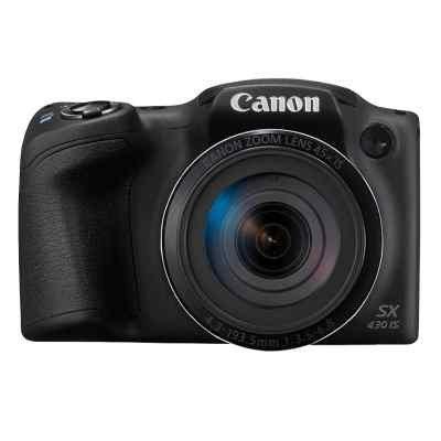Цифровая фотокамера Canon PowerShot SX430 IS черный (1790C002) компактный цифровой фотоаппарат canon powershot sx430 is цфк черный