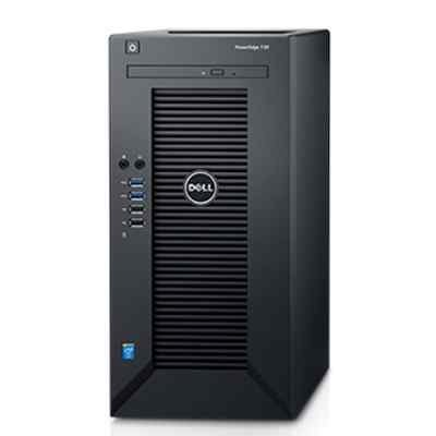 Сервер Dell PowerEdge T30 (T30-AKHI-001) (T30-AKHI-001)Серверы Dell<br>Dell PowerEdge T30 Tower/ E3-1225v5 4C 3.3GHz(8Mb)/1x8GbU2D(2133)/ On-board SATA RAID/ 1x1Tb SATA Entry 7.2k LFF/ UpTo4LFF cable HDD/ DVDRW/ 1xGE/ PS290W/ 1YBWNBD (210-AKHI)<br>