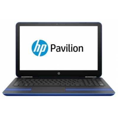 Ноутбук HP Pavilion 15-au126ur (Z6K52EA) (Z6K52EA)Ноутбуки HP<br>Ноутбук HP Pavilion 15-au126ur Z6K52EA 15.6 (1366x768)/ i3-7100U(2.4Ghz)/ 4Gb/ 1Tb/ Intel GMA/ DVD-RW/ W10/ Blue<br>